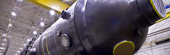 Once Through Steam Generators (OTSG)