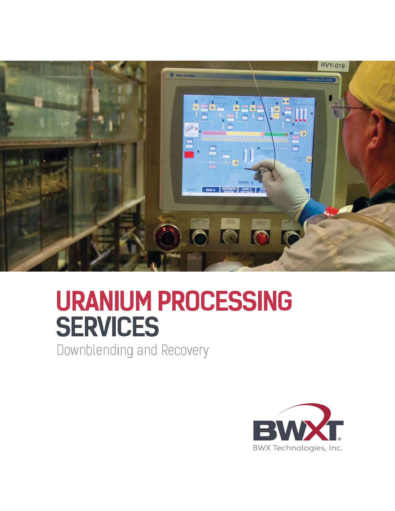 Uranium Processing Services